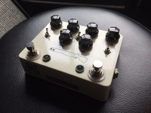 JHS Pedals / Double Barrel JHS 808とMorning Gloryが1つに!?