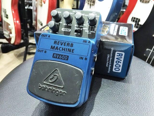 BEHRINGER / RV600 Reverb Machine
