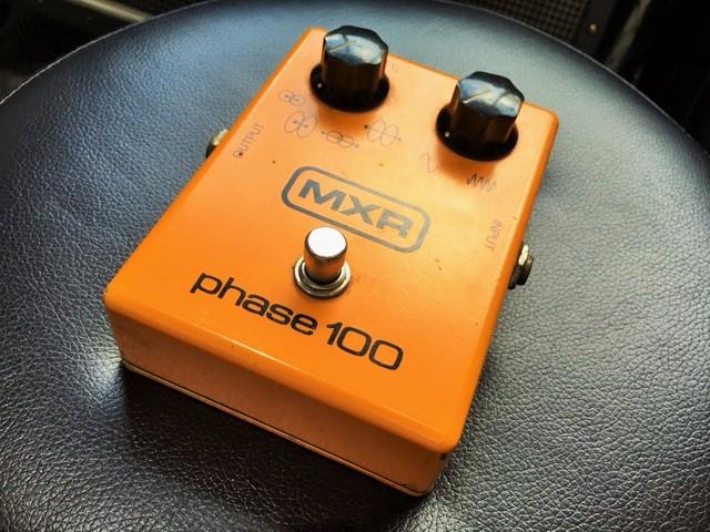MXR / Phase100 1980年代製