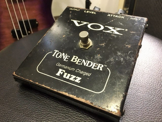 VOX / V829 【TONE BENDER】