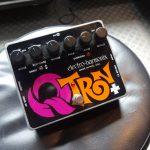 Electro-Harmonix Q-Tron Plus【組み合わせ∞な飛び道具!エンベロープフィルター!】