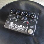 Tech21/SANS AMP BASS DRIVER DI-LB【多弦ベースに対応した日本限定モデルのベードラ!】