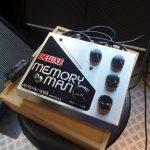 Electro-Harmonix/Deluxe Memory Man Reissue【アナログディレイの名機!】