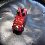 One Control / Crimson Red Bass Preamp 【じみ~に使える飛び道具的なプリアンプ】