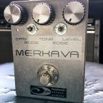 Ovaltone / MERKAVA ~ギタリストが望む実践向きブースター~