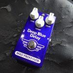 MAD PROFESSOR/Deep Blue Delay【トップオブアナログライクデジタルディレイ!】