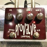 Lovepedal Provalve  ~JCM800の様な80年代ハードロックサウンド~