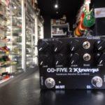 Ovaltone / OD-FIVE 2 Xtreme  ~生産終了激レアディストーションペダル~
