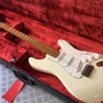 Fender USA / Jimi Hendrix Voodoo Stratocaster ~ジミヘンドリックスが愛した名機~