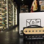Y.O.S.ギター工房 Smoggy Humbucker ~話題のブランドが放つ拘りのピックアップ~